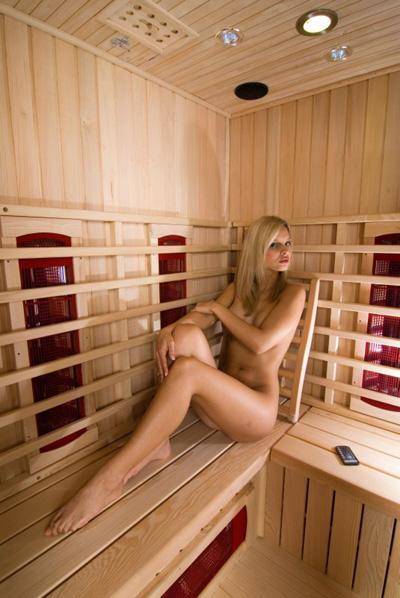 wypoczynek w saunie